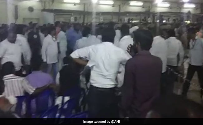 RK Nagar By-Poll: Counting Temporarily Disrupted As Dhinakaran-AIADMK Supporters Clash