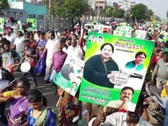 Battle For Jayalalithaa's Legacy As RK Nagar Votes Today
