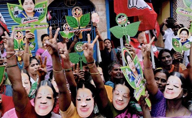 आरके नगर सीट पर भाजपा को झटका, BJP उम्मीदवार नागराजन को मिले NOTA से कम वोट