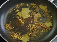 Roasted Chicken Masala