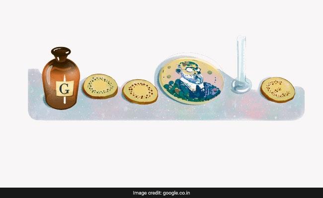 Google Doodle: Celebrating Robert Koch's Historical Nobel Prize Win