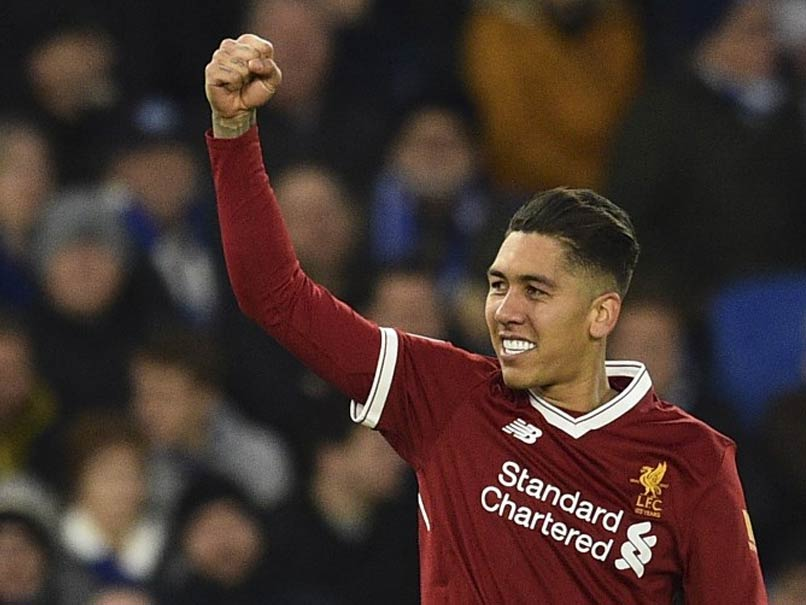 Premier League: Roberto Firmino Double Helps Liverpool Destroy Brighton