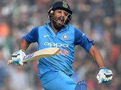 Was Looking To Keep My Shape And Hit Through Line: Rohit Sharma
