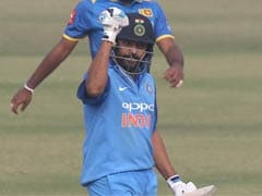 Rohit Sharma's 3rd Double Ton Powers India To 141-Run Win vs Sri Lanka