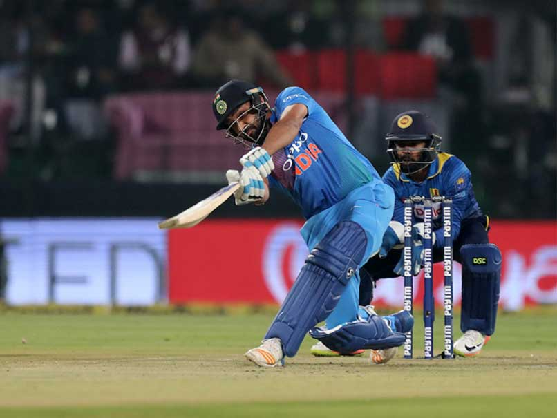 2nd T20I: Rohit Sharma