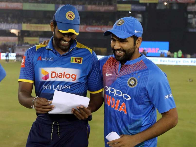 When And Where To Watch Today The Nd Ti Between India And Sri Lanka