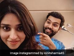 Rohit Sharma's Post About Wife After 35-Ball Century Is Just The Sweetest