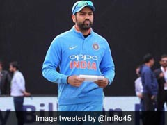Rohit Sharma Reminisces His First ODI Match As Captain In Heartfelt Post