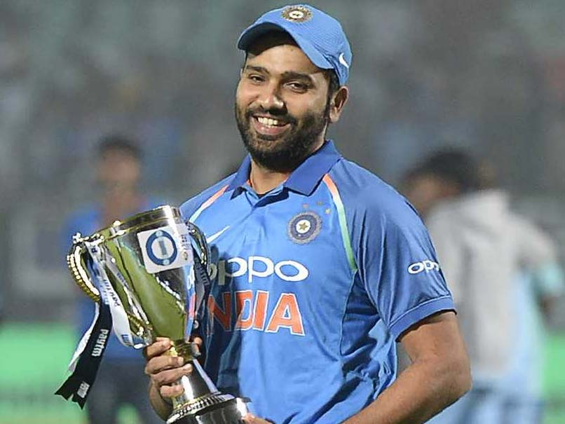 Rohit Sharma Jumps To Fifth Spot In ICC ODI Rankings, Shikhar Dhawan Rises To 14th
