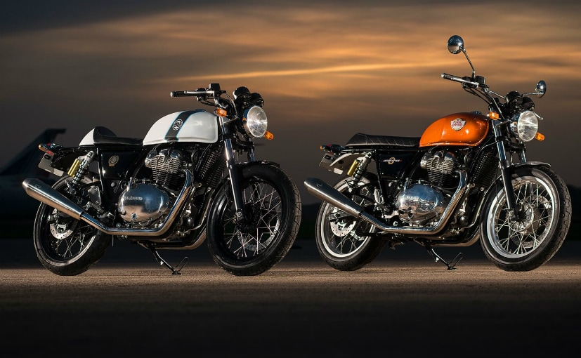 royal enfield 650 cc twins