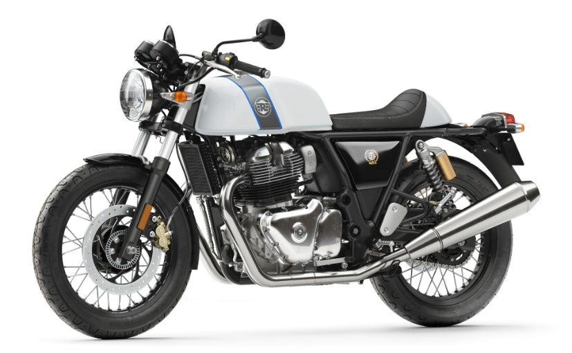 The India launch for Royal Enfield 650 Twins is slated for November 2018
