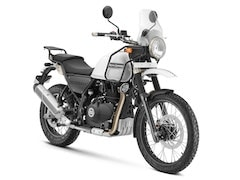 Royal Enfield Himalayan Launched In The UK; Priced At 4199 Pounds