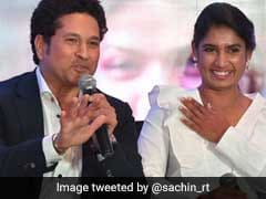 Interaction With Sachin Tendulkar Will Benefit All Players: Mithali Raj
