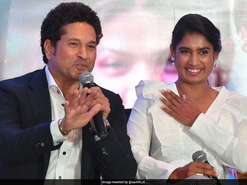 Sachin Tendulkar Has A Special Birthday Message For Star Cricketer Mithali Raj