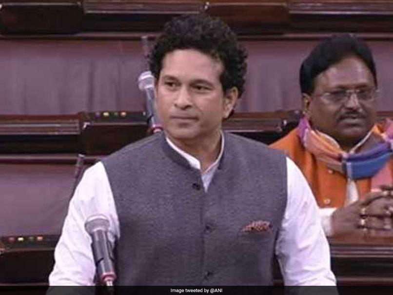 Sachin Tendulkar, Unheard in Parliament, Delivers Speech on Facebook