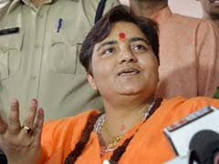 "Sadhvi Pragya's Remark On 26/11 Hero Hemant Karkare ""Insulting"": IPS Body"