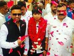 लखनऊ नगर निगम की सबसे युवा पार्षद सादिया ने 'पत्रकारिता' के दम पर बीजेपी कैंडिडेट को हरा दिया