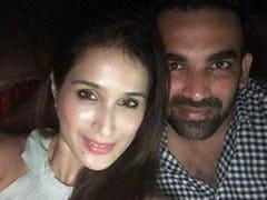 Sagarika Ghatge And Zaheer Khan Are On A Honeymoon To Die For In Maldives