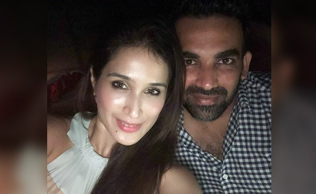 Sagarika Ghatge And Zaheer Khan Are On A Honeymoon To Die For In Maldives