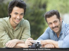 Salman Khan's Brother-In-Law Aayush's Film Is Called <i>Loveratri</i>