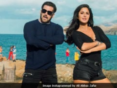 After <i>Tiger Zinda Hai</i>'s Success, Salman Khan Congratulates Katrina Kaif And Team