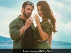 Salman Khan's <i>Tiger Zinda Hai</i>: 'Overwhelming Feeling,' Says Katrina Kaif On Film's Success