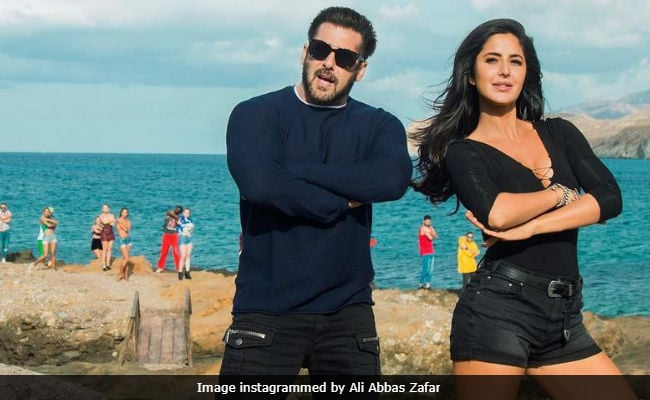 After Tiger Zinda Hai's Success, Salman Khan Congratulates Katrina Kaif And Team