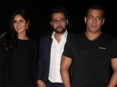 Inside Salman Khan's Birthday Celebrations With Katrina Kaif
