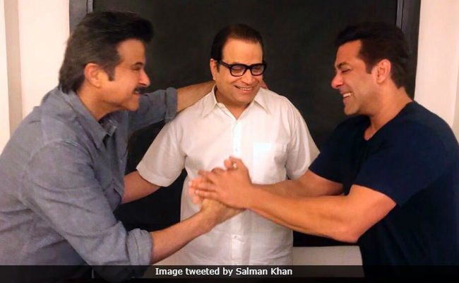 Anil Kapoor Just Made Race 3 Cast Jhakaas, As Salman Khan Put It