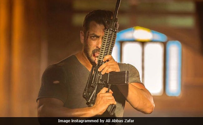 Tiger Zinda Hai Movie Review Salman Khan Is Alive And Kicking In A