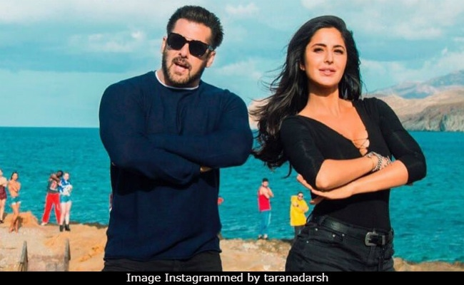 Tiger Zinda Hai Box Office Collections Day 5: Salman Khan, Katrina Kaif's Film Is Racing Towards The 200 Crore Bounty