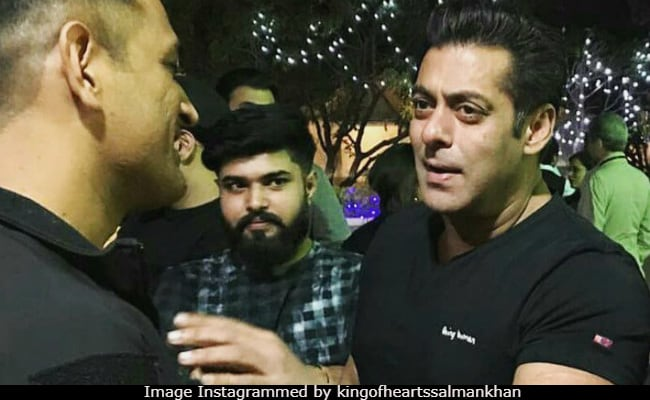 Watch: Salman Khan Dancing At His Birthday Party In Panvel