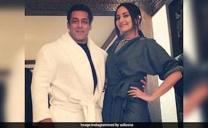 Copy Cat: फिल्मों और गानों के बाद, अब एक्ट्रेस की ड्रेस तक कॉपी करने लगे सलमान खान!