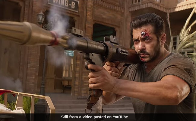 Tiger Zinda Hai Box Office Collection Day 4: Details Of Salman Khan's Film's 'Phenomenal' Success Story