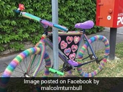 Australian PM Searches For Creator Of Rainbow-Coloured Bike. Here's Why