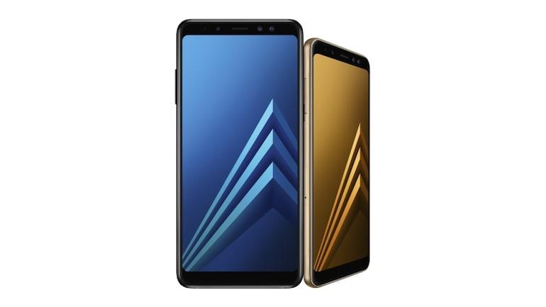Samsung Galaxy A8 (2018) और Galaxy A8+ (2018) की कीमतों का हुआ खुलासा
