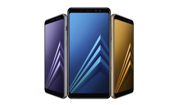 Samsung Galaxy A8+ (2018) भारत में लॉन्च, 6 जीबी रैम और दो फ्रंट कैमरे वाला है यह स्मार्टफोन