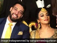 Viral: <I>Ye Hai Mohabbatein</i>'s Actor Sangram Singh Dancing With Fiancee On Cocktail Night