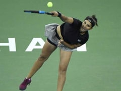 Sania Mirza Set To Miss Australian Open Due To Knee Injury