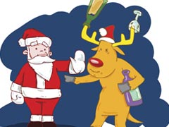 This Festive Season, Santa Clauses To Teach Road Safety In Gurugram