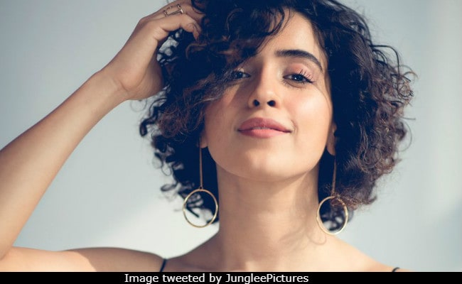 Badhaai Ho, Sanya Malhotra. Her New Film Is With Ayushmann Khurrana