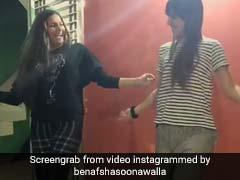 Viral Video: सपना चौधरी और बेनाफ्शा के डांस ने फैलाई सनसनी, क्या आपने देखा?