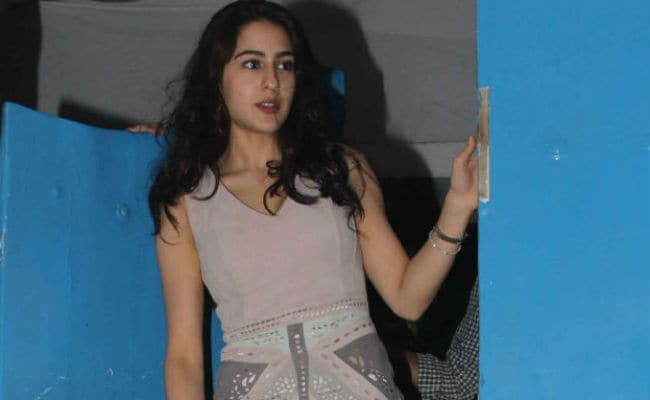Kedarnath Makers Are Reportedly Fighting Over Release Date Of Sara Ali Khan's Debut