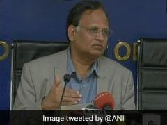 "Delhi Minister Satyendra Jain Takes Exception To Anil Vij's ""Corona Carriers"" Remark"