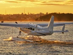 Gujarat's Sabarmati, Tapi Rivers To Get Seaplane Services