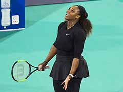 Beaten Serena Williams Unsure About Australian Open