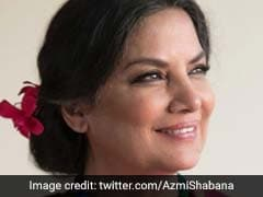 """Done With Deliberate Intentions"": Shabana Azmi Accuses PM Biopic Makers"