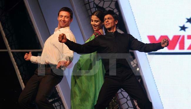 The Shah Rukh Khan-Hugh Jackman Mutual Admiration Society