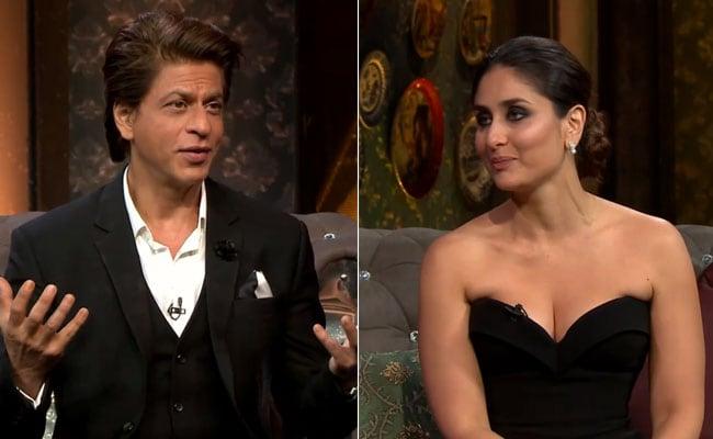 Cute तैमूर ने जीता शाहरुख खान का दिल, अबराम के साथ बनाना चाहते हैं जोड़ी