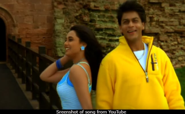 Shah Rukh Khan Reveals An Interesting Story Behind Kuch Kuch Hota Hai Title Song